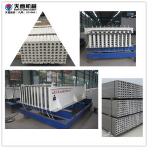 Hollow Core Wall Panel Machine/Partition Wall Board Making Machine pictures & photos