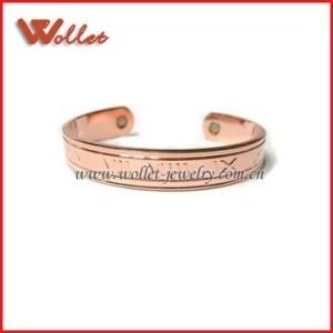 Rose Copper Bangle (CPB-0011)