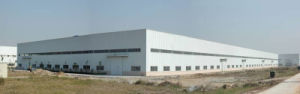 Prefabricated Steel Frame Workshop (SSW-148) pictures & photos