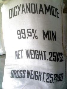 Dicyandiamide DCDA 99.5% Intermidiate/Fertilizer pictures & photos