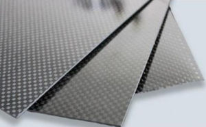 High Quality and High Elastic Carbon Fiber Board