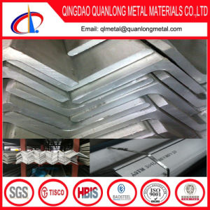 No. 8 304 Stainless Steel Angle for Decoration pictures & photos