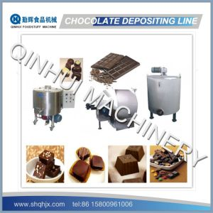 Frequency Control&Full Automatic Chocolate Making Equipment pictures & photos