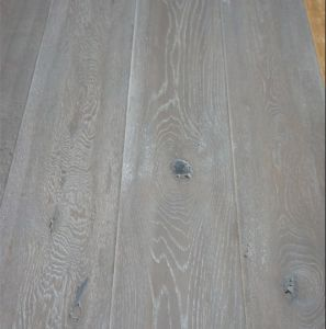Hand-Made Hardwood Parquet / Oak Wood Flooring pictures & photos