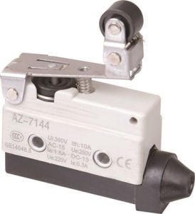 Short Roller Hinge Lever Limit Switch (TZ-7144) pictures & photos