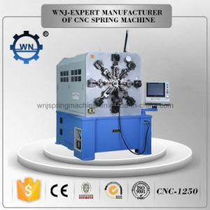12axis CNC Spring Camless Machine