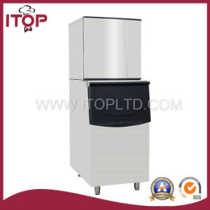 Commercial Electric Ice Making Machine (IS) pictures & photos