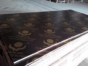 China Film Faced Plywood for Vietnam pictures & photos