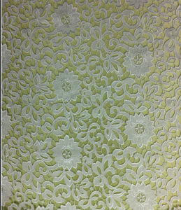 Embroidery Chemical Lace Fabric for Garment and Hometextile
