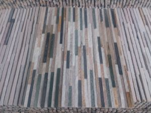 Mixed Colors Slate Waterfall Stack Stone (SSS-97) pictures & photos