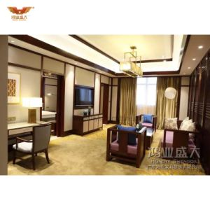 Chinese Modern Five Star Wooden Hotel Furniture pictures & photos