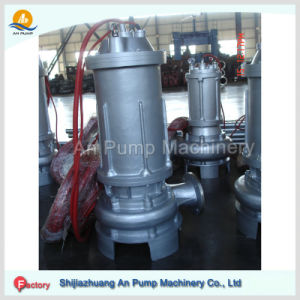 Non-Clog Energy-Saving Mine Dewatering Submersible Sewage Pump pictures & photos