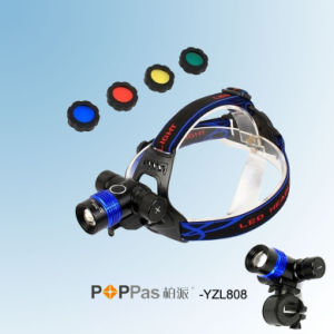 CREE Xm-L T6 High Power Focus Bicycle Light (YZL808) pictures & photos