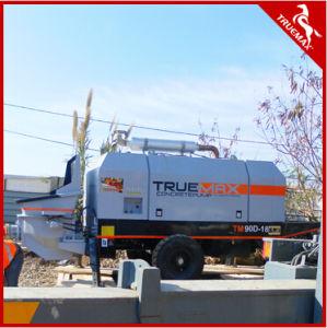 90m3 Per Hour Mobile Concrete Pump (SP90.18.174D) pictures & photos