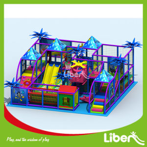 China Indoor Soft Playground for Kids with Foam Pits pictures & photos