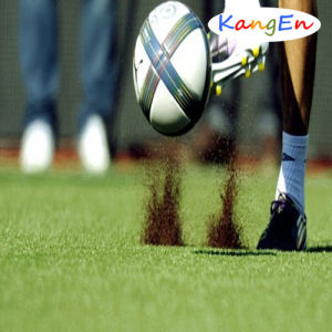 Football Field Artificial Turf with CE, SGS pictures & photos