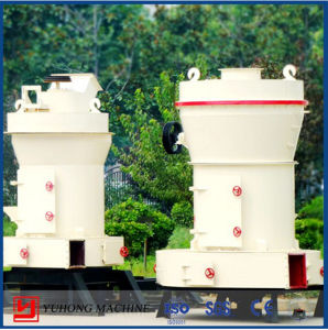 2017 Yuhong Raymond Mill for Barite Powder Grinding Mill Production Line pictures & photos