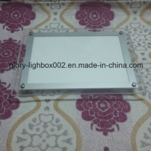 SMD LED Advertising Display Crystal Light Box pictures & photos
