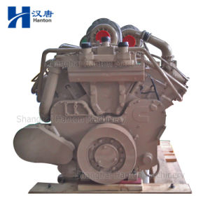 Cummins KTA50-M marine Diesel motor Engine with gearbox for boat ship tugboat pictures & photos