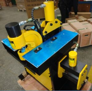 Automatic Hydraulic Busbar Processing Machine pictures & photos