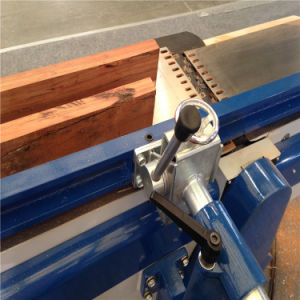 Wood Jointer with Helical Cutter Head pictures & photos