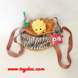 Plush Animal Tree Hollow Handbag pictures & photos