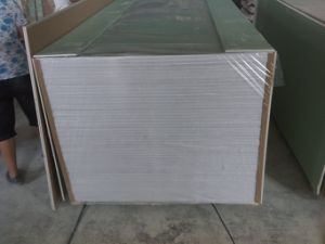 Paper Surface Gypsum Plasterboard Moisture Resistance pictures & photos