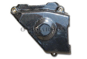 Carbon Fiber Middle Belt Cover for Ducati 749 999 pictures & photos