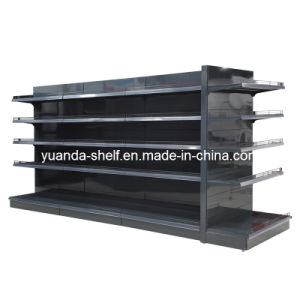 Hot Sale Supermakret Goods Display Steel Shelves (YD-001A) pictures & photos