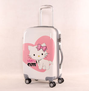 Pull Box Wholesale Travel Luggage Custom Luggage Suitcase Universal Wheel 20 Inch 24 Inch pictures & photos
