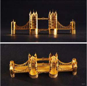 Metal Works 3D Model- London Tower Bridge pictures & photos