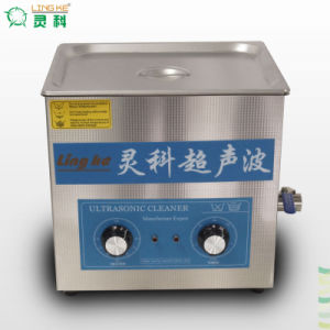 Super Powerful Single Station Ultrasonic Cleaner pictures & photos