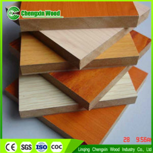 Cheap MDF Board/Melamine Faced MDF pictures & photos