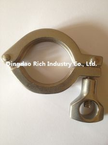 Wire Rope Tightener Clamp Part/ Quick Clamp/ Cast Part pictures & photos