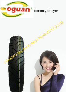 Wear-Resistant Ultra-Long Warranty Motorcycle Tire of 90/90-17 pictures & photos