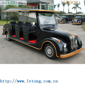 8 Seaters Electric Tourist Cars for Resort pictures & photos