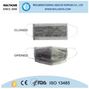 Non-Woven Active Carbon Disposable Doctor Mask pictures & photos