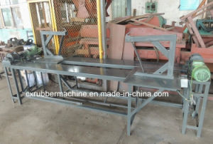High Technical Unvulcanized Rubber Seperating Machine with ISO9001 Certification pictures & photos