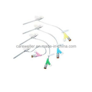 Diaposable Y Type IV Cannula pictures & photos