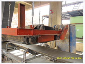 Tramp Iron Magnetic Separator pictures & photos