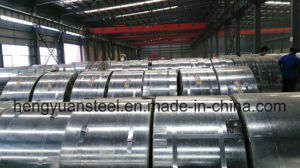 Galvanized Steel Coil Gi with SGS Certification Test pictures & photos