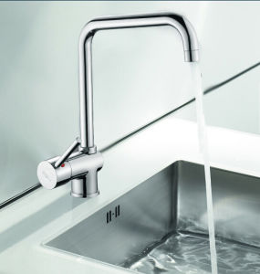 High Quliaty European Style Single Lever Kitchen Faucet Kitchen Tap pictures & photos