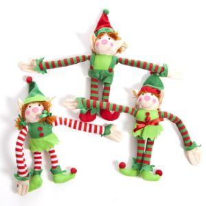 High Quality Custom Long Arm Plush Elf Cute Plush Toys pictures & photos