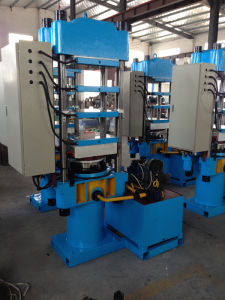 Rubber Hydraulic Machine/ Rubber Shoes Machine/ Rubber Soles Press pictures & photos