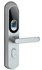 Metal Fingerprint Door Lock with Ce Certificate (JS-064) pictures & photos