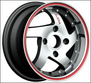 Alloy Wheel for Car (ZW-P610)