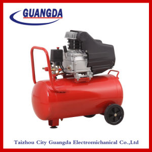 CE SGS 50L 2HP 2.5HP Direct Driven Air Compressor (ZBM50) pictures & photos