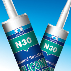 Neutral Silicone Sealant for Curtain Wall Structural with SGS Certification