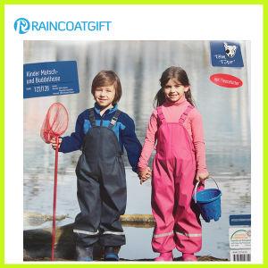 Children′s Waterproof PU Overall (RUM016) pictures & photos