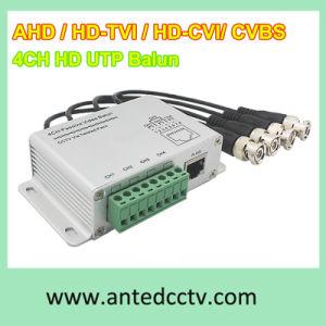 4 Channel Passive Ahd/Tvi/Cvi/Cvbs UTP HD Video Balun pictures & photos
